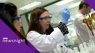 Brexit: What would no-deal mean for the pharmaceutical industry? – BBC Newsnight