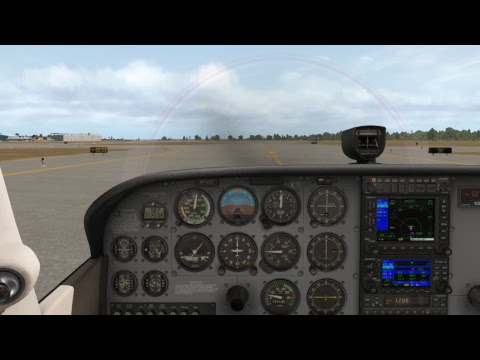 X Plane 11 SoCal Tour KCMA (Camarillo) to KSBA (Santa Barbara) Ortho4XP Ultra Realistic Scenery