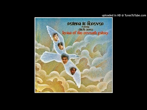 Return to Forever ► Captain Senor Mouse [HQ Audio] Hymn of the Seventh Galaxy 1973 mp3