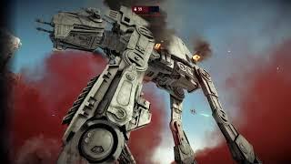 Battlefront 2 - Part 5 - Galactic Assault on Crait
