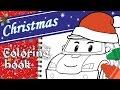 Christmas Coloring Book L POLI L Robocar POLI Special mp3