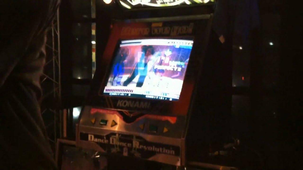 Kon - SHOCK (SSR) SSS/AAA#245 on DDR 3rd Mix KV2 (Arcade, Korea ...