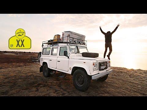 Camper Ausbau Roomtour | Defender Wohnwagen