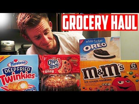 AWAKE | CHALLENGE GROCERY HAUL, 10/10 MOTIVATION, YOUTUBE HOUSE?