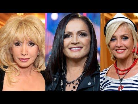 Самые красивые женщины за 60 лет!!!