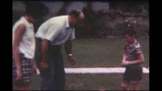 Playing With FireCrackers - 1960s 8mm Vintage