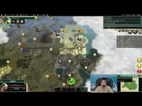 Civ 5 Game 172: Russia 6