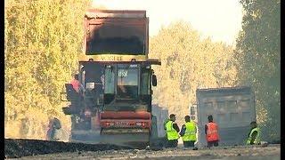 Строительство и ремонт дорог в Челябинской области
