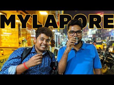 Street foods of Mylapore | Chennai