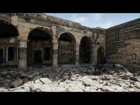 اكتشف أنفاق تنظيم الدولة الإسلامية بالموصل  - 19:54-2018 / 12 / 5