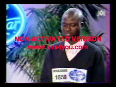 ismael candidat en 2003 saison1 de à la recherche de la nouvelle star