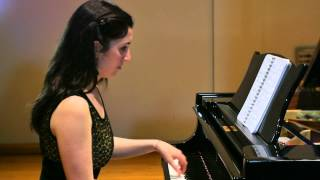 Lascia ch'io Pianga (G. F. Handel). Performed by Julia Kalnobricka, piano