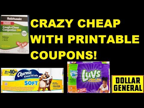 Like Dollar General coupons? Try these...