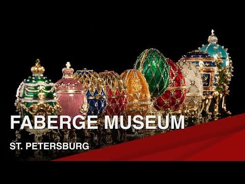 Famous Landmarks of St. Petersburg I Faberge Museum