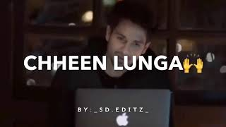 CHiN LuNgA tuMhE saRi DuNiYa Se Hi