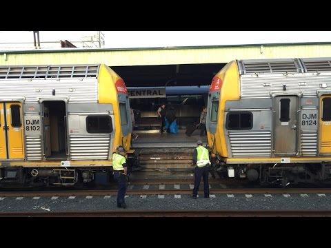 Sydney Trains Vlog 1075: V Set Shunting Operation