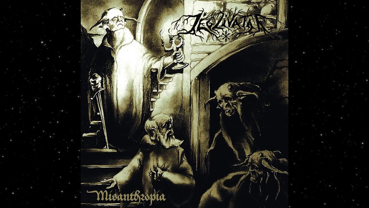 Jégzivatar - Misanthropia (Full EP Premiere). Black Metal Promotion 68bd76062cf