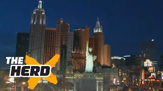 The Raiders file paperwork to move to Las Vegas | THE HERD