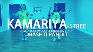 Kamariya Stree Zumba Bollywood Dance  Easy Choreography Drashti Pandit