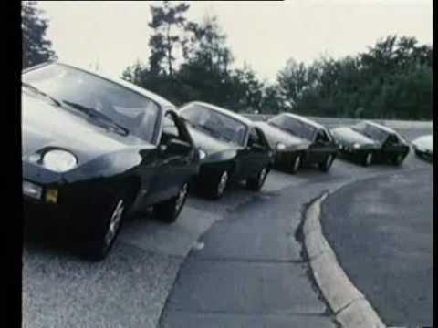 Porsche 928 Imagefilm
