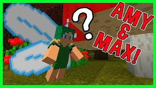 Amy & Max! Ep.31 JINX'S SURPRISE! | Minecraft | Amy Lee33