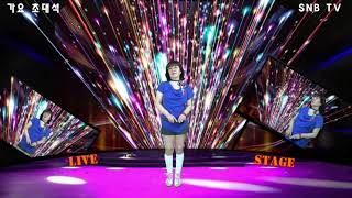 가수 이승희 해바라기마음(원곡가수 남진) SNB TV