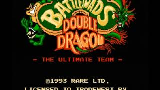 Battletoads & Double Dragon - The Ultimate Team (NES) Music - …