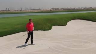 Instructional Video - Fairway Bunker shots by PGA Professional Martin Dewhurst
