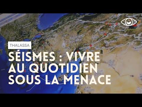Séisme à Istanbul - Thalassa (reportage complet)