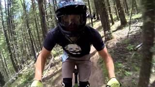 Angel Fire Bike Park GoPro Helmet Boom