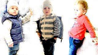 H&M ДЕТИ • ОБЗОР детской одежды и ПОКАЗ МОД от Антоши • Insta Irina Gram