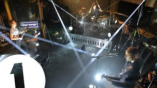 Muse cover Lies by Chvrches in the Live Lounge