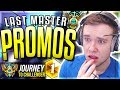 LAST MASTER PROMOS... MY FINAL CHANCE!! - Journey To Challenger | League of Legends