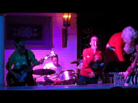 Drake Bell performing at his Ugly Sweater Party 12-9-14
