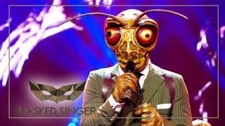 Sorry Seems To Be The Hardest Word - Elton John | Grashüpfer Performance Finale | The Masked Singer