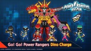 Power Ranger Dash - IPhone / IPad / Android - Gameplay HD