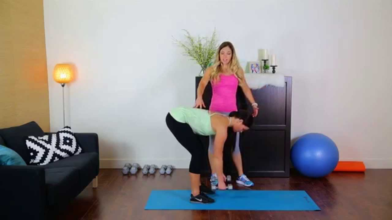 Firm fat burning sculpting ball workout image 8