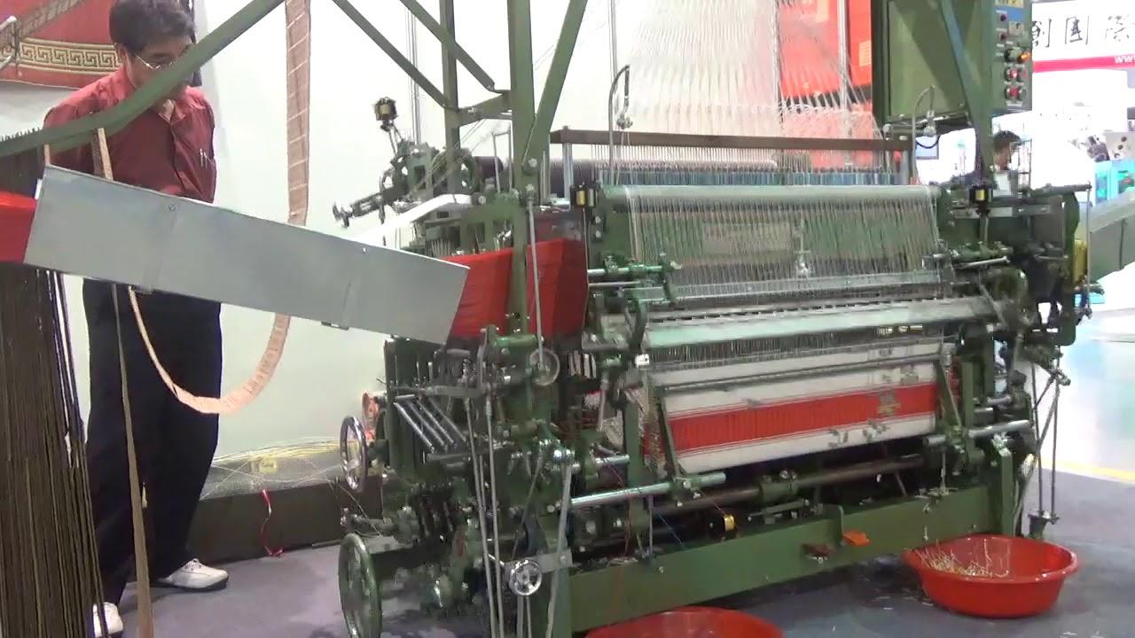Auto Jacquard Weaving Machine Equipment and Machinery Supply for