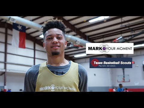 "Kyle Slater C/O 2018 ""Mark Your Moment"" Basketball Showcase"