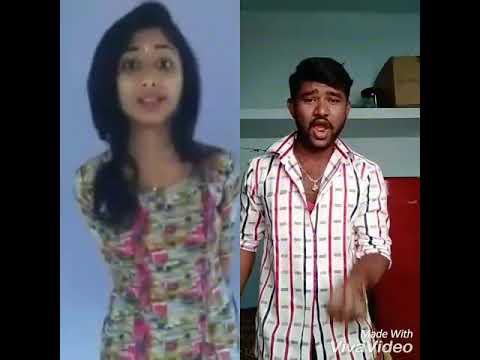 New 🤗 Kannada Dubsmash 👌 Chanda Chanda nan hendti ♥️anjanputra movie song😘