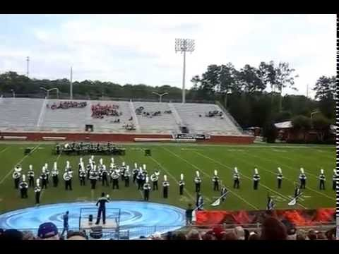 Strom Thurmond Marching Band @ Blythewood  2016 TOB