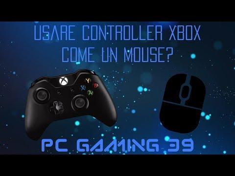 Usare controller Xbox come un Mouse su Windows - Pc Gaming 39 -