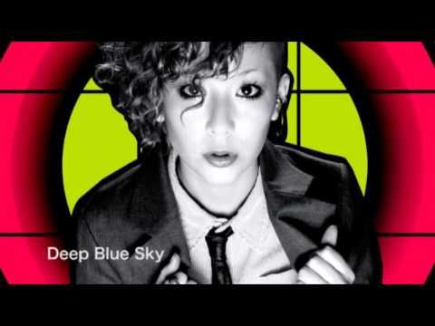 木村カエラ「Deep Blue Sky」