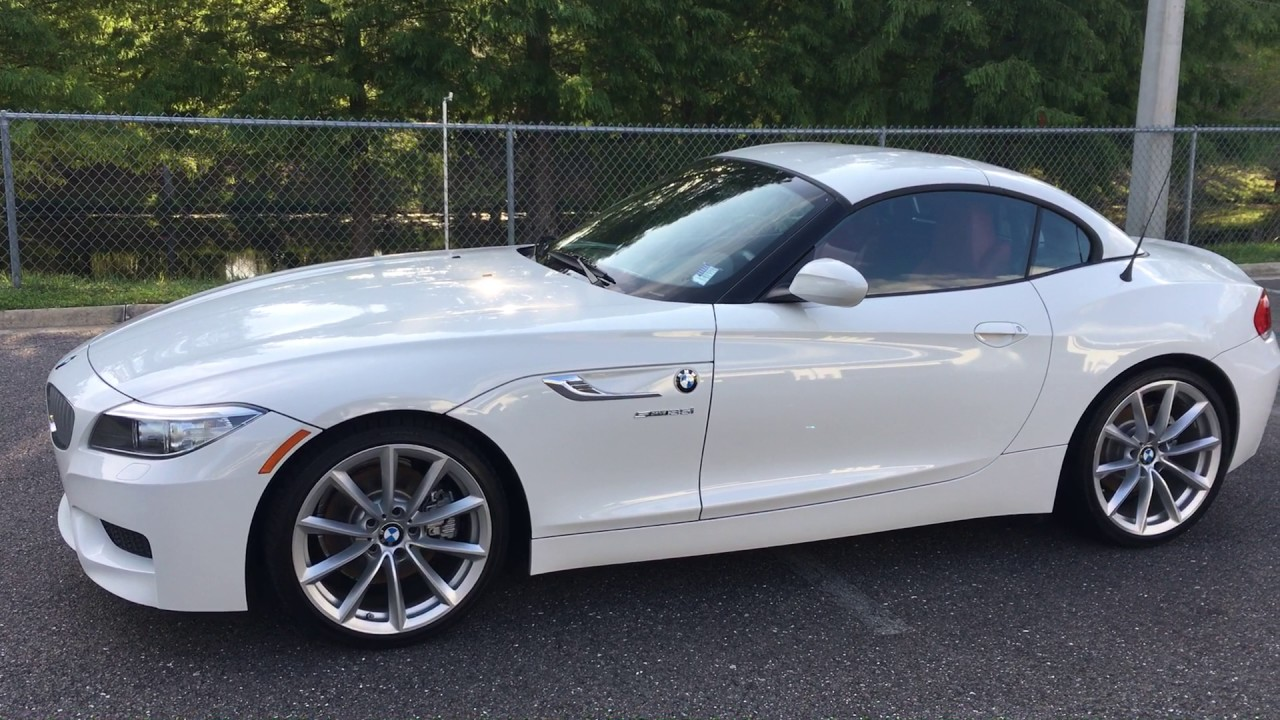 2014 Bmw Z4 Sdrive35i Youtube