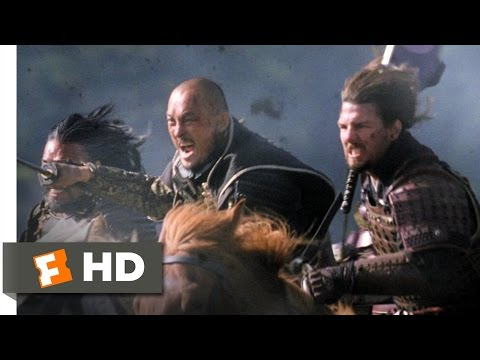 The Last Samurai (4/4) Movie CLIP - The...