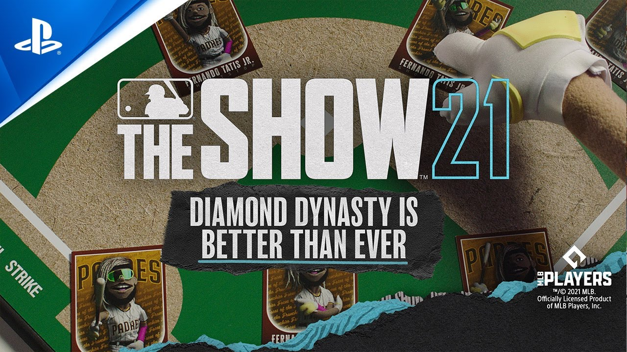 MLB The Show 21 - Stack your team in Diamond Dynasty with Coach & Fernando Tatis Jr. | PS5, PS4