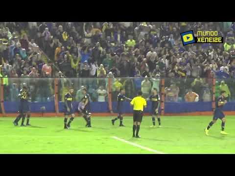 El gol de Reynoso, la ovación a Buffarini / Boca vs Wilstermann
