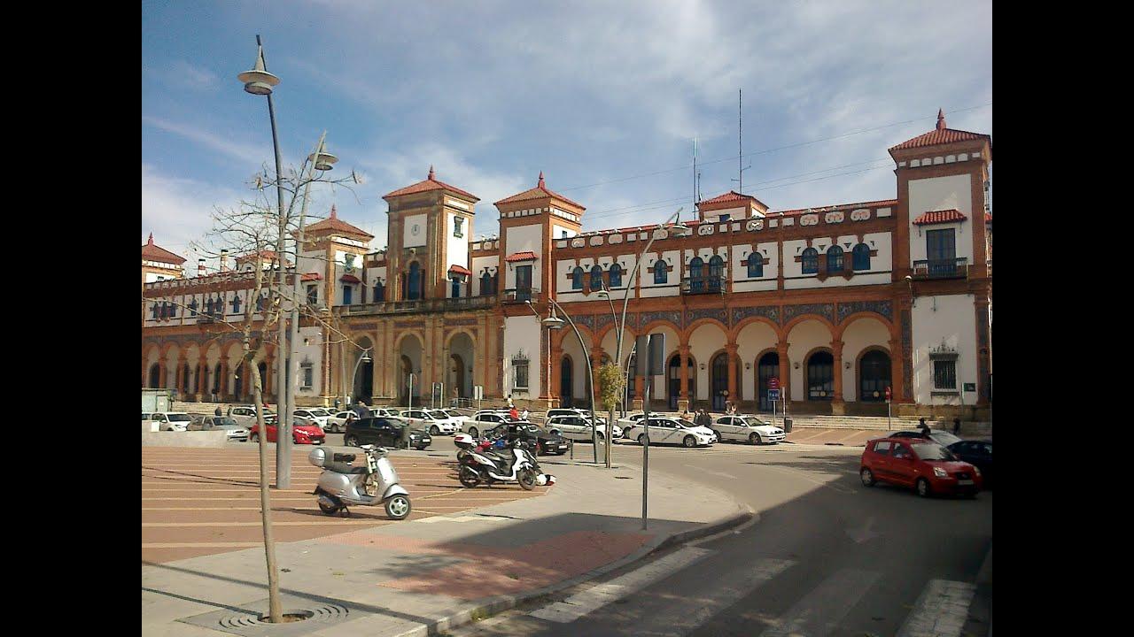 Jerez de la frontera c diz renfe adif plaza de la for En jerez de la frontera