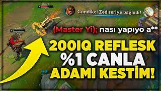 OHA !! VİDEOYA ÇEKMESEM İNANMAZDINIZ !! %1 CANLA ADAMI KESTİM !! OUTPLAY JARVAN !! | Ogün Demirci