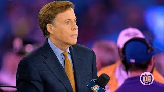 Richard Deitsch discusses Bob Costas being pushed out by NBC Sports I The D.A. Show